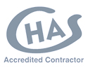 CHAS Accredited - FM Mechanical Ltd