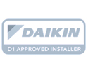 Daikin Accredited - FM Mechanical Ltd