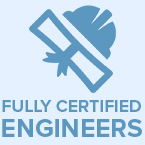 Fully certified engineers - FM Mechanical Ltd