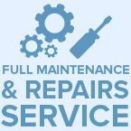 Full maintenance and repairs service - FM Mechanical Ltd
