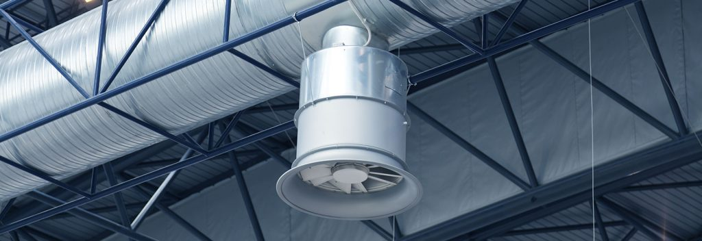 What is a commercial HVAC system?