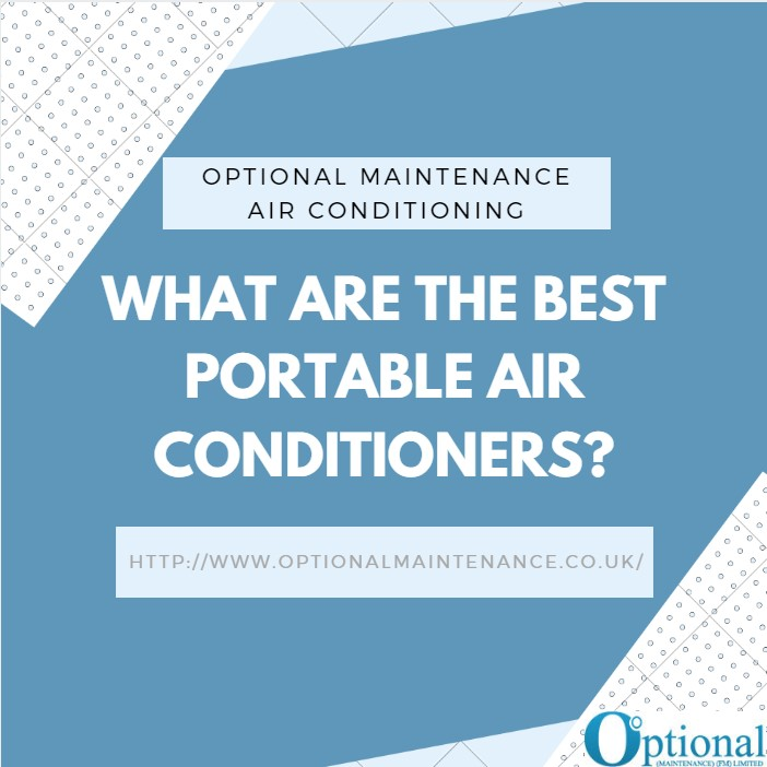 What Are The Best Portable Air Conditioners? | FM Mechanical Ltd