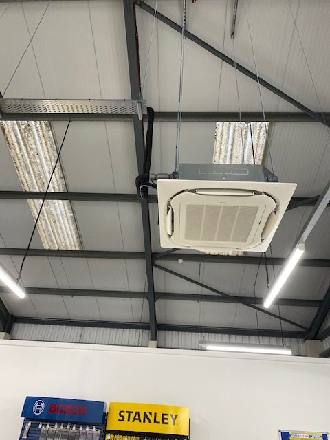 Industrial air Conditioning in Sheffield