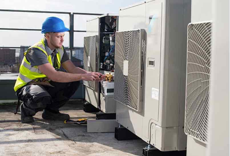 Air conditioning installation in Sheffield